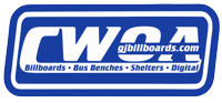Colorado West Outdoor Advertising Logo