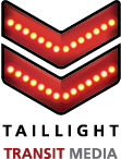 Taillight Transit Media, LLC Logo